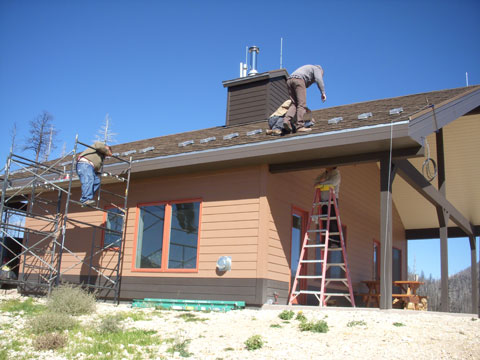 10-15-13-Installing-Solar-Heating-Panels-Day-Two-4