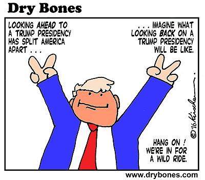 Dry Bones Blog